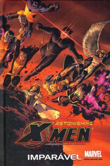 ASTONISHING X-MEN 4: IMPARÁVEL