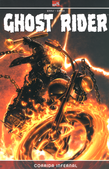 GHOST RIDER: CORRIDA INFERNAL