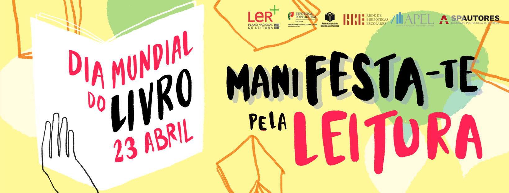 A Marcha Pela Leitura passou pela livraria BdMania