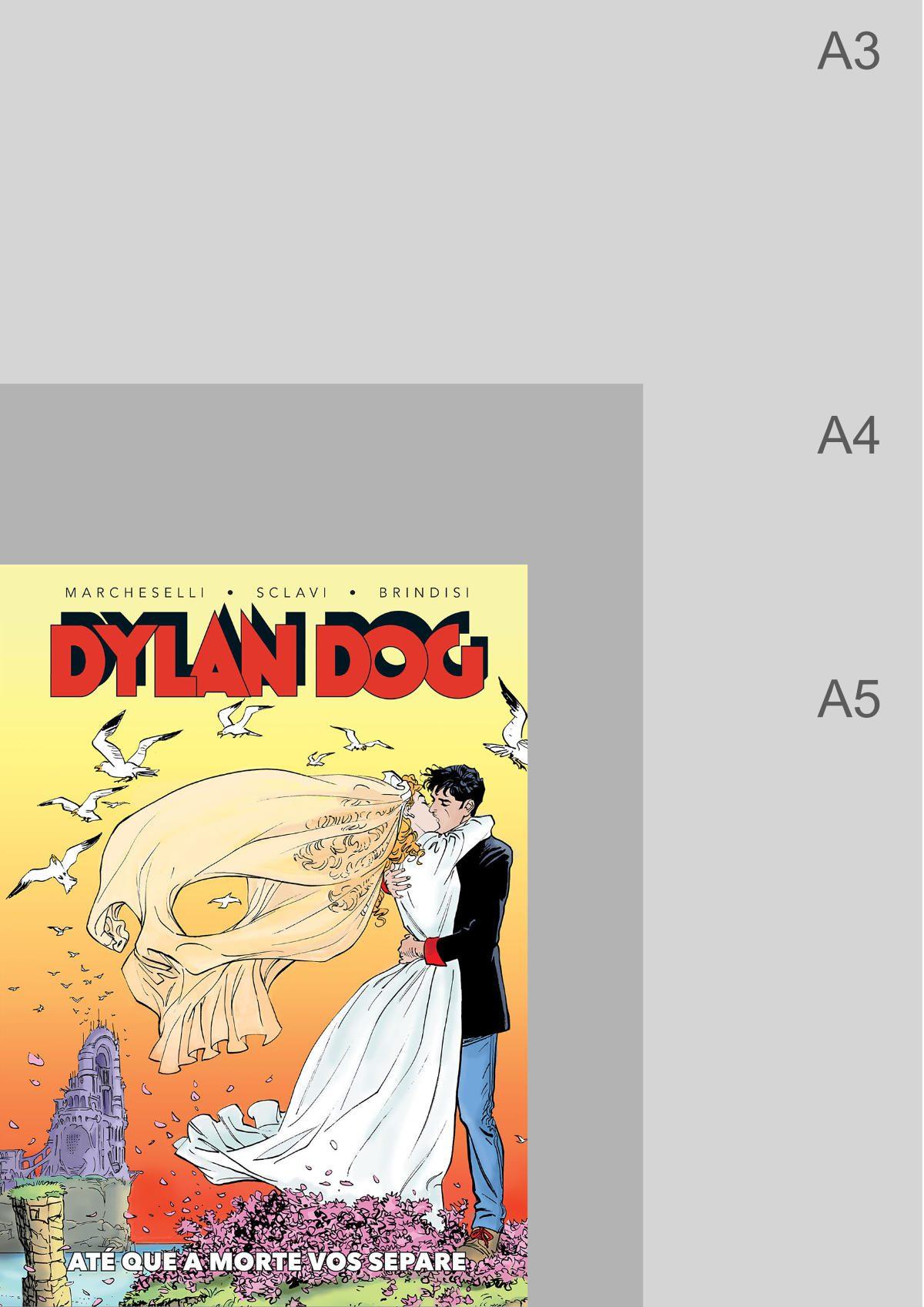 Dylan Dog – Até que a Morte vos Separe
