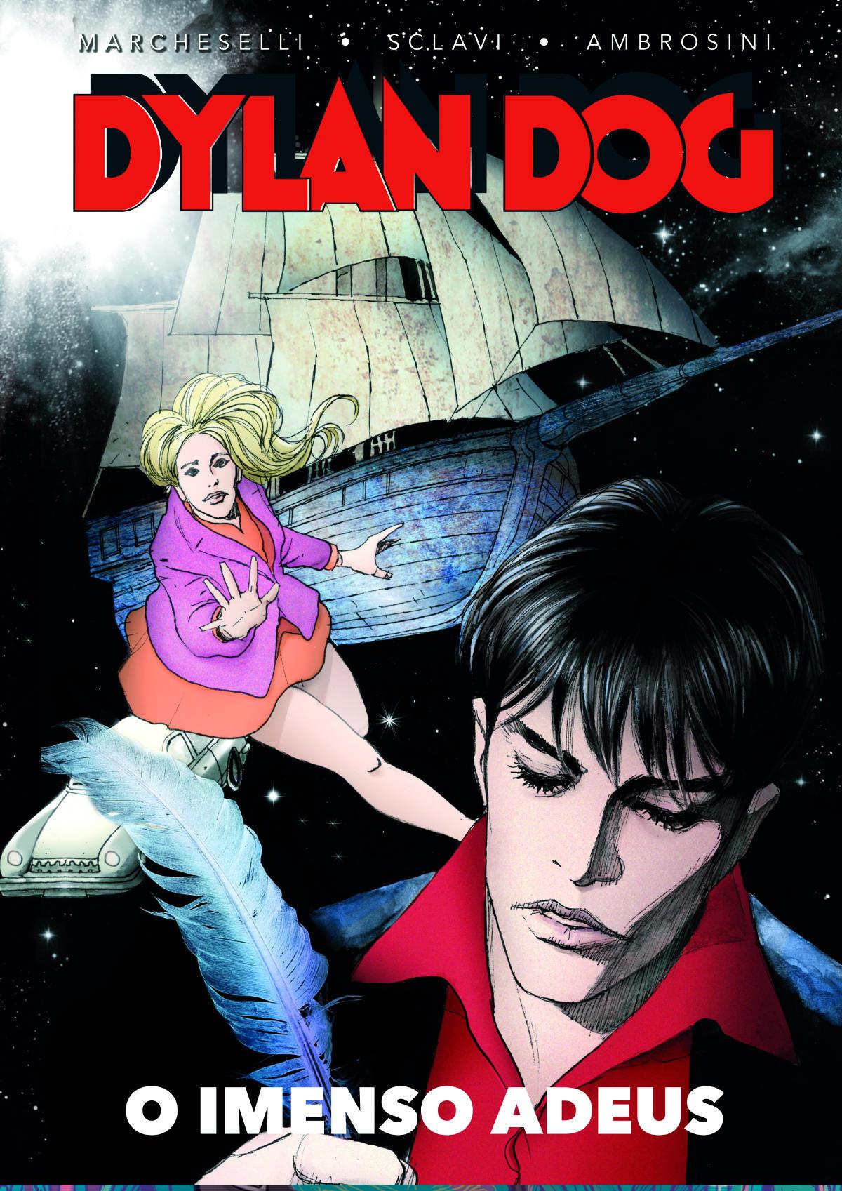Dylan Dog – O Imenso Adeus