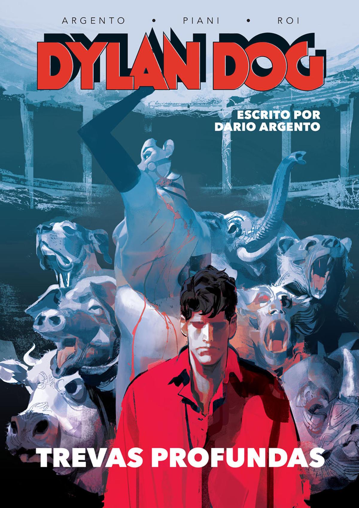 Dylan Dog – Trevas Profundas