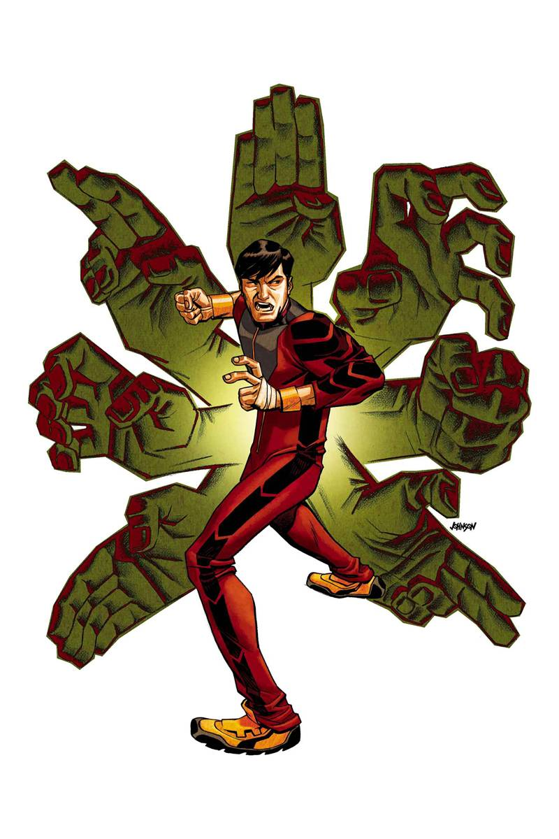 DEADLY HANDS OF KUNG FU  (MS 4)