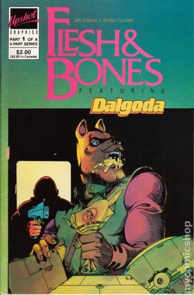 FLESH & BONES, FEATURING DALGODA (MS 4)