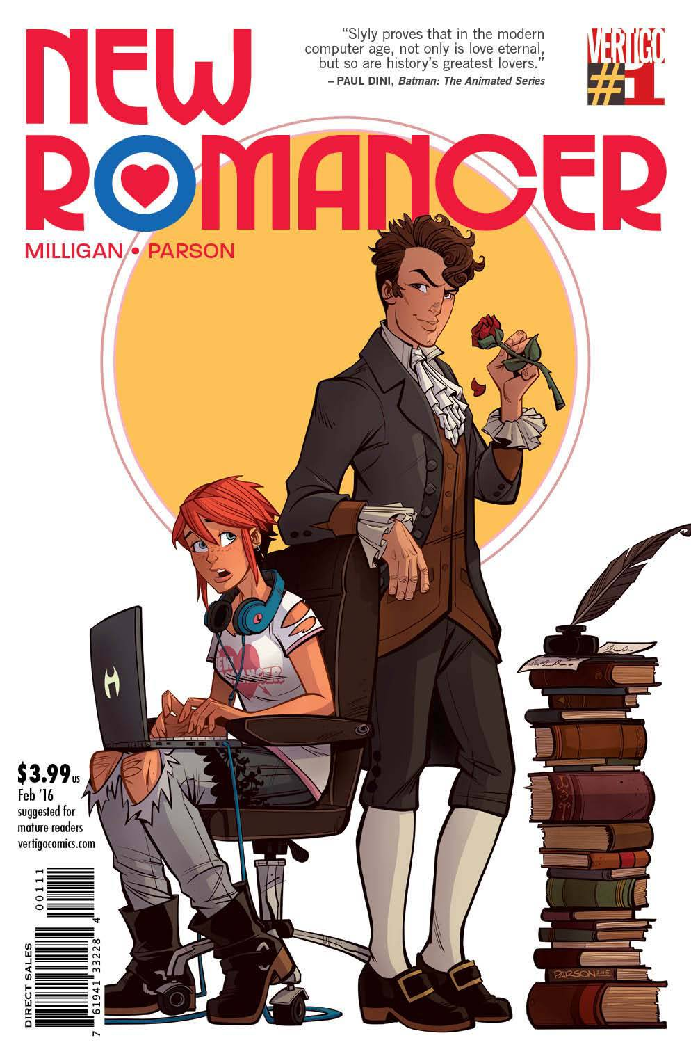 NEW ROMANCER  (MS 6)