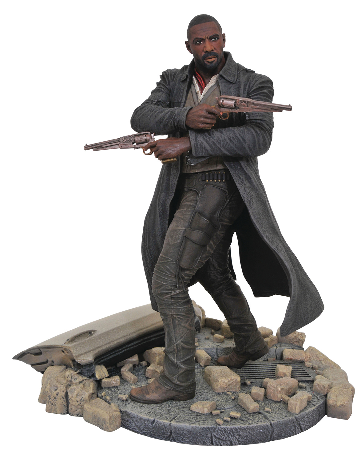 DARK TOWER GALLERY GUNSLINGER PVC FIGURE