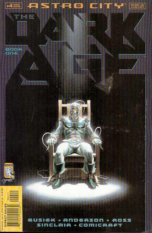 ASTRO CITY THE DARK AGE BOOK 1 (MS 4)