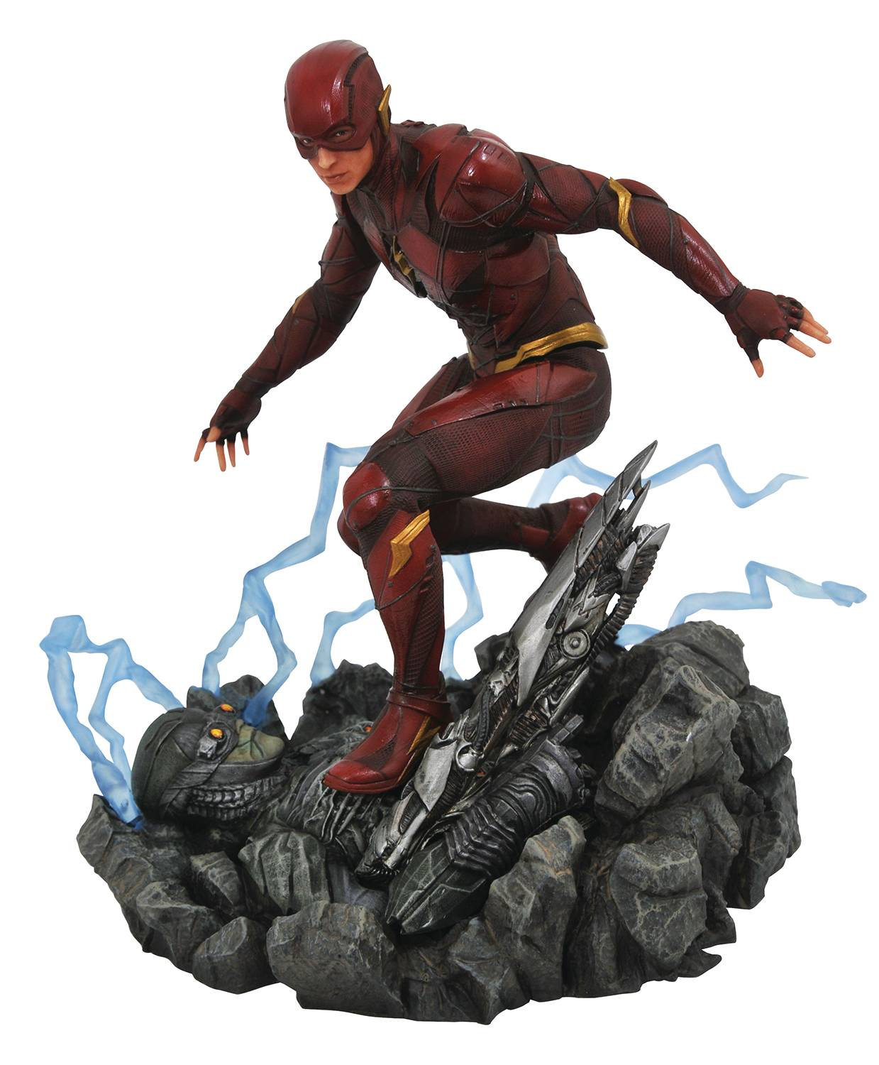 JLA MOVIE GALLERY FLASH PVC FIGURE