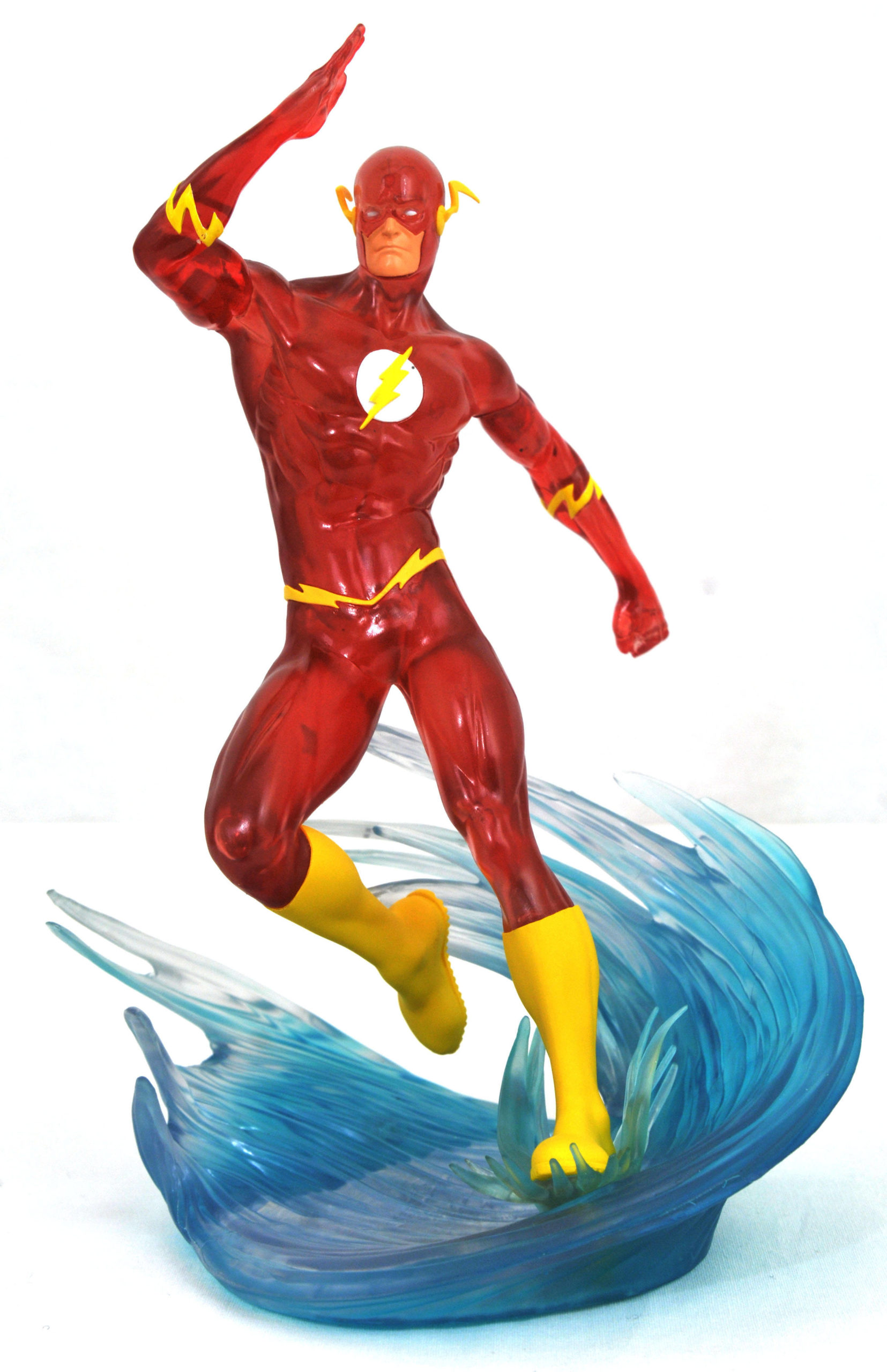 SAN DIEGO COMIC CON 2019 DC GALLERY SPEED FORCE FLASH PVC STATUE