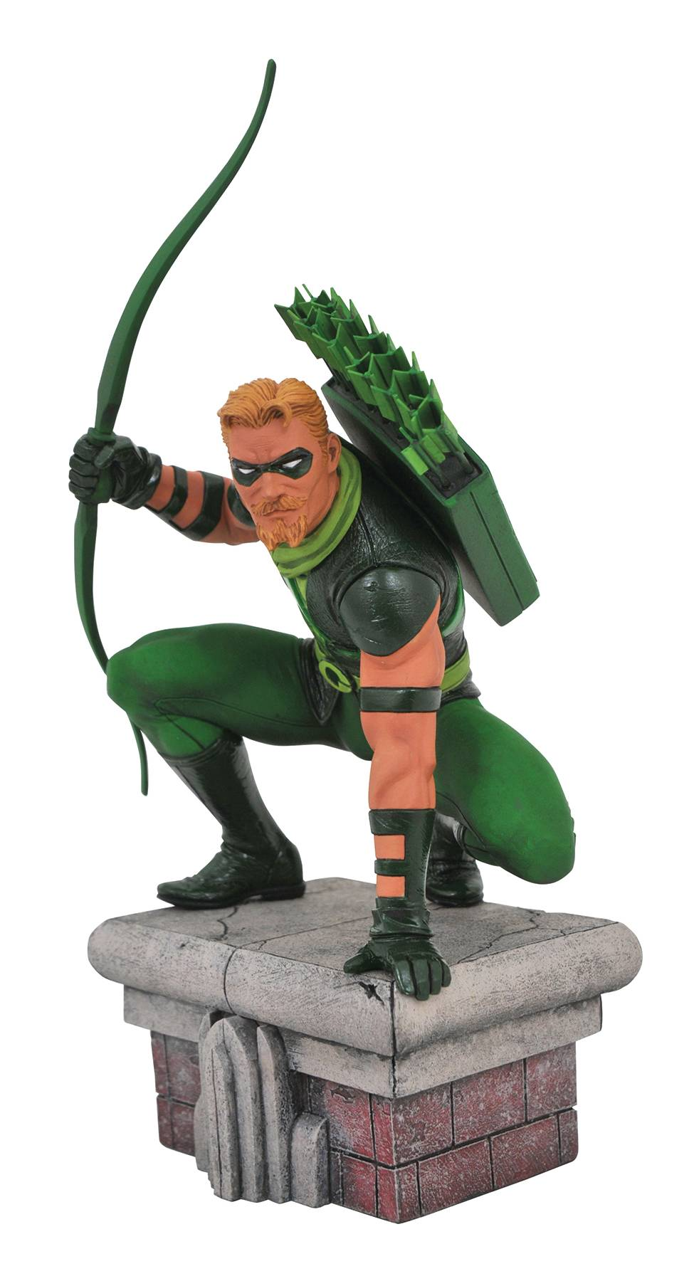 DC GALLERY GREEN ARROW COMIC PVC FIGURE