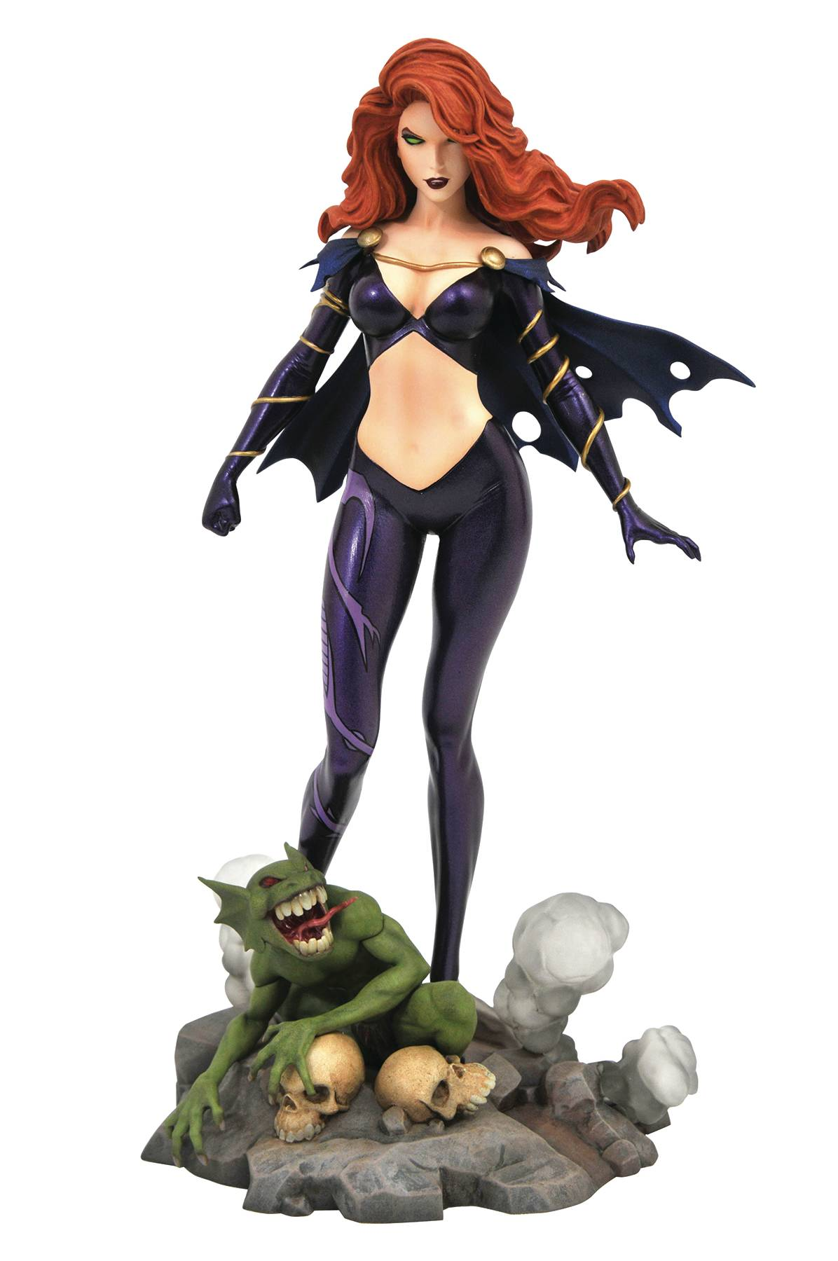 MARVEL GALLERY GOBLIN QUEEN COMIC PVC FIGURE