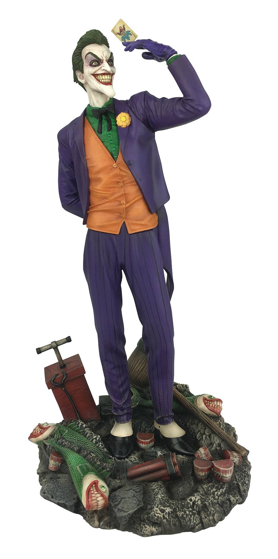 DC GALLERY JOKER COMIC PVC FIGURE