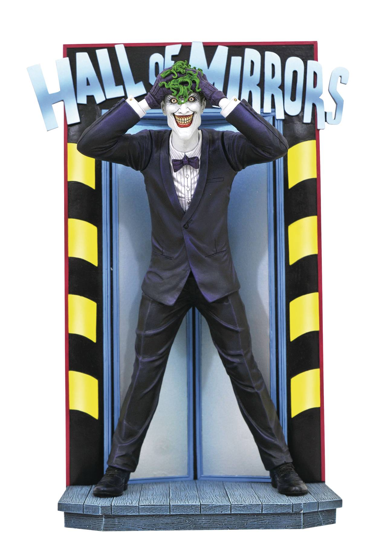 DC COMIC GALLERY KILLING JOKE JOKER PVC FIGURE