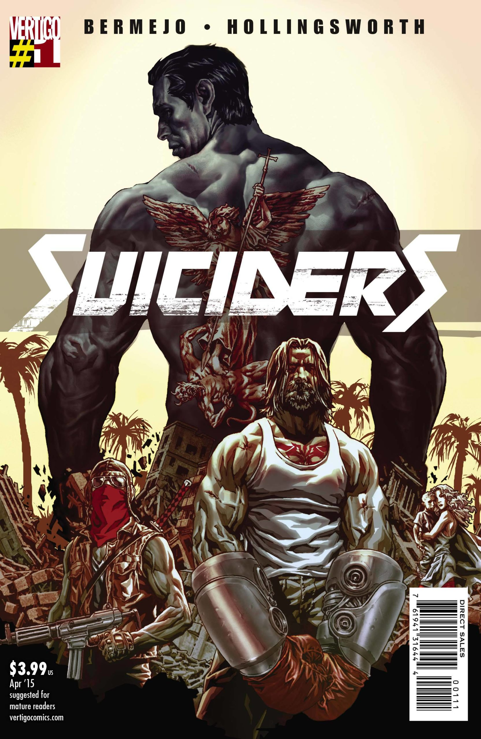 SUICIDERS (MS 6)