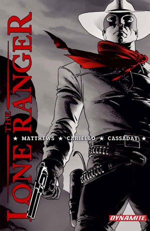 LONE RANGER DEFINITIVE ED HC VOL 01