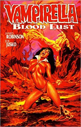 VAMPIRELLA BLOOD LUST (MS 2)