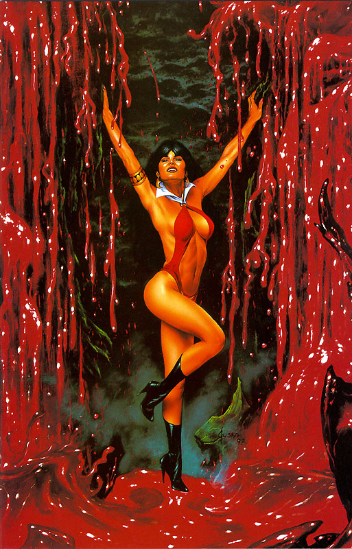 Vampirella: Blood Lust (MS 2)