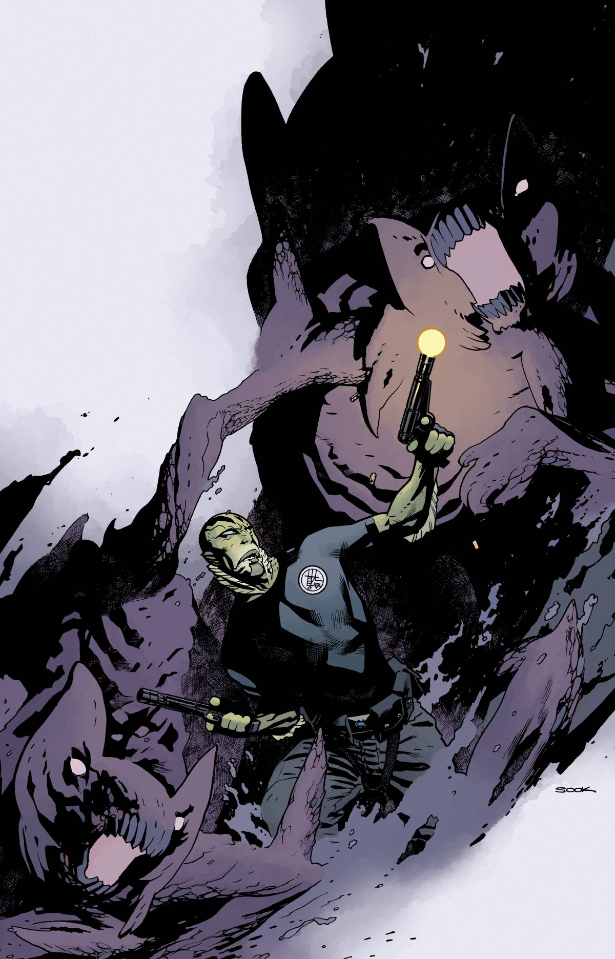 BPRD HELL ON EARTH: GODS (MS 3)