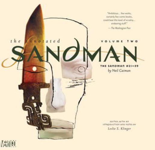 ANNOTATED SANDMAN HC VOL 02