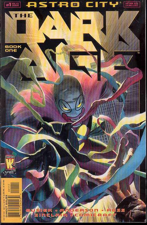 ASTRO CITY THE DARK AGE book1 (MS 4)
