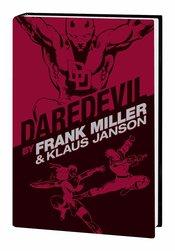 DAREDEVIL BY MILLER e JANSON OMNIBUS HC