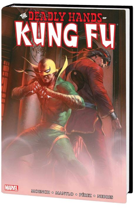 DEADLY HANDS OF KUNG FU OMNIBUS HC VOL 01