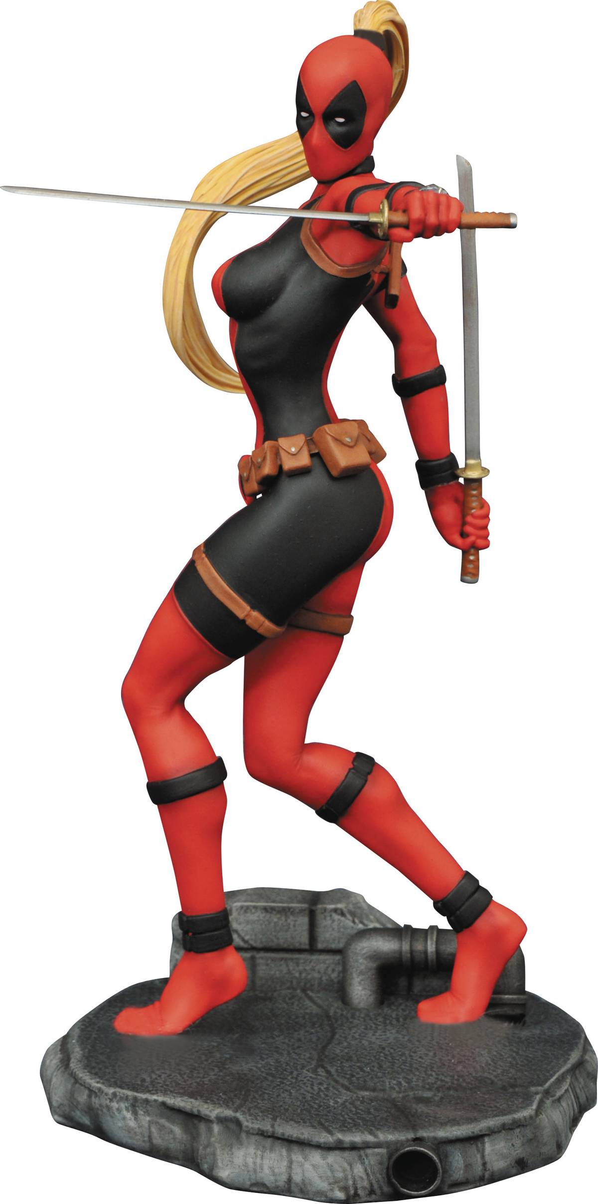 MARVEL GALLERY LADY DEADPOOL PVC FIG