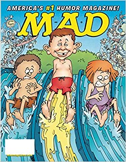 MAD Magazine #522 SPT 2013