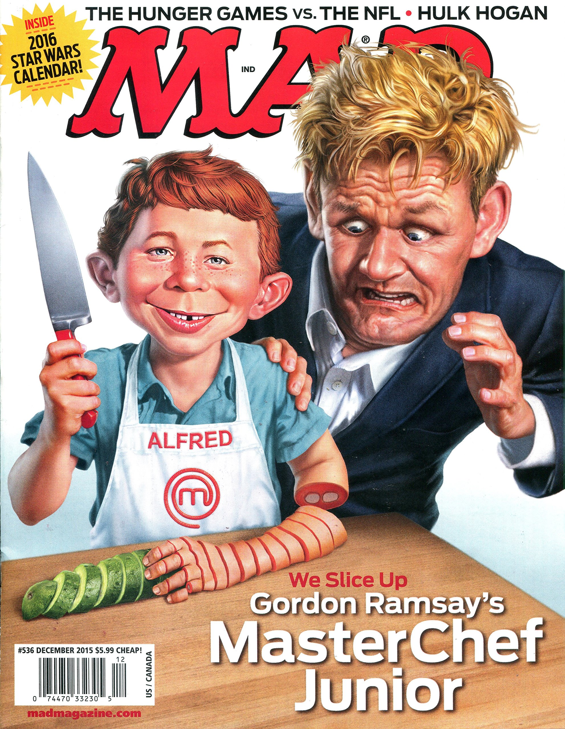 MAD Magazine #12 DEC 2018