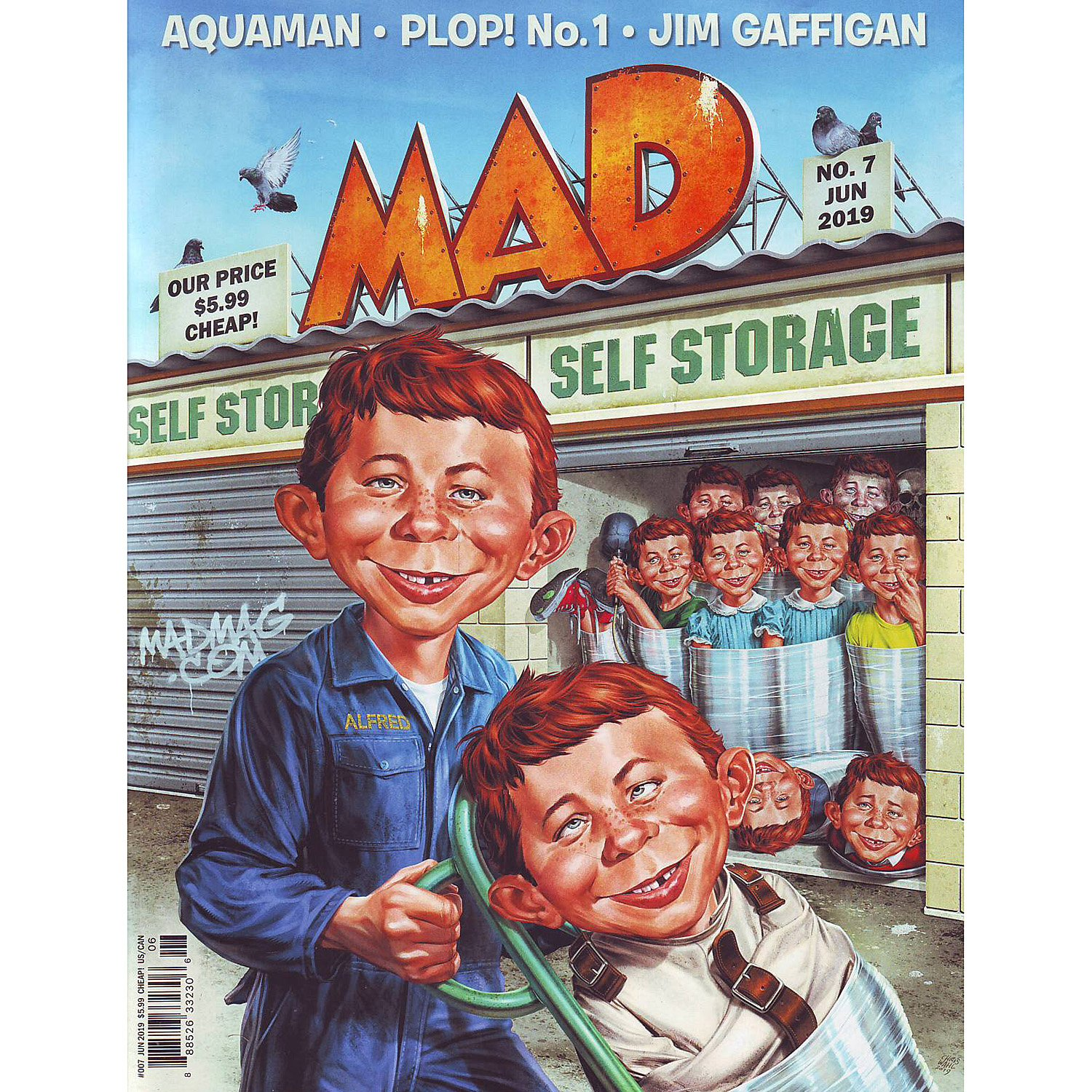 MAD Magazine #7 JUN 2019