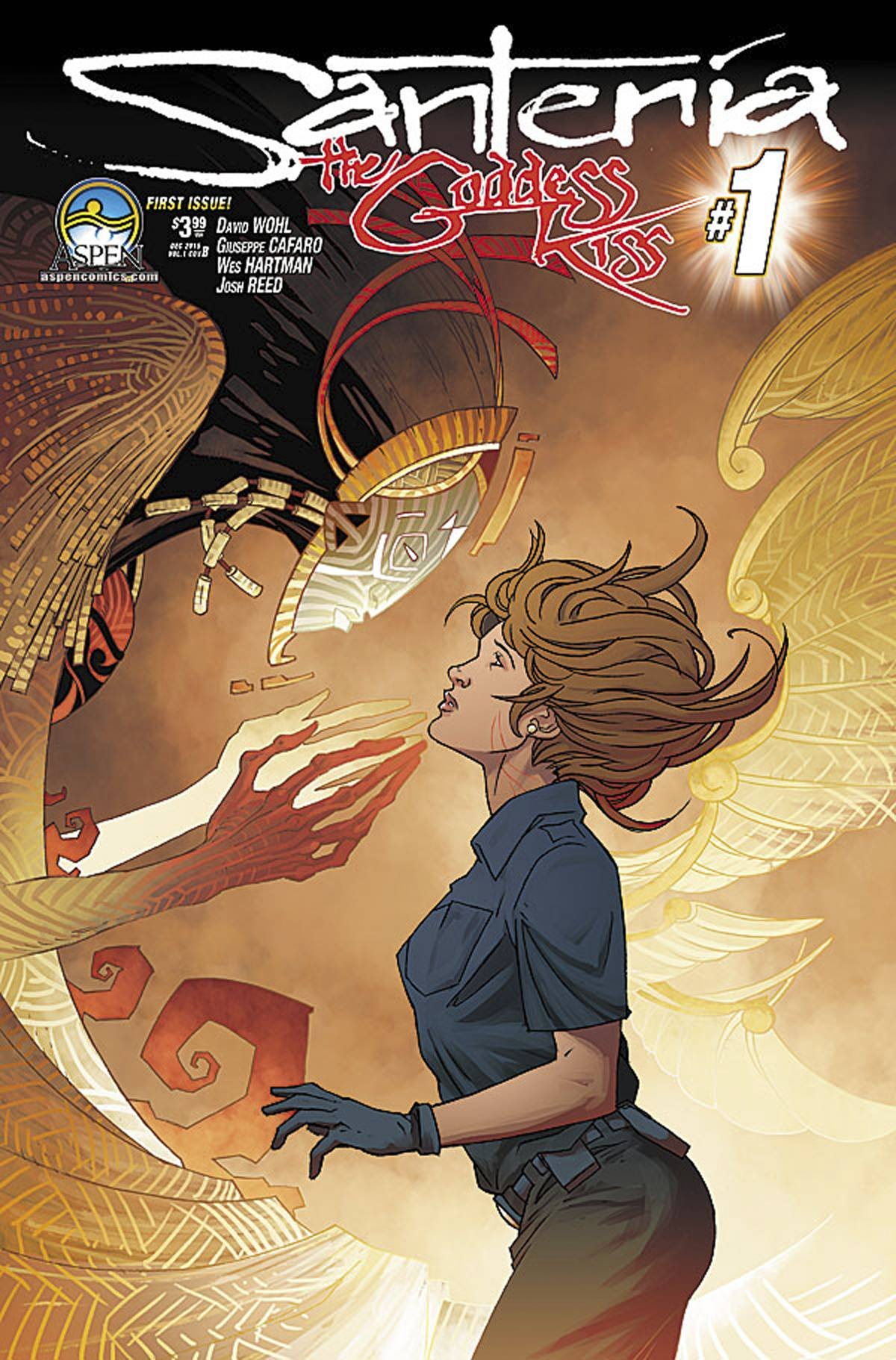 Santeria The Goddess of Kiss (MS5)