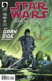 STAR WARS DAWN OF THE JEDI FORCE WAR (MS 5)
