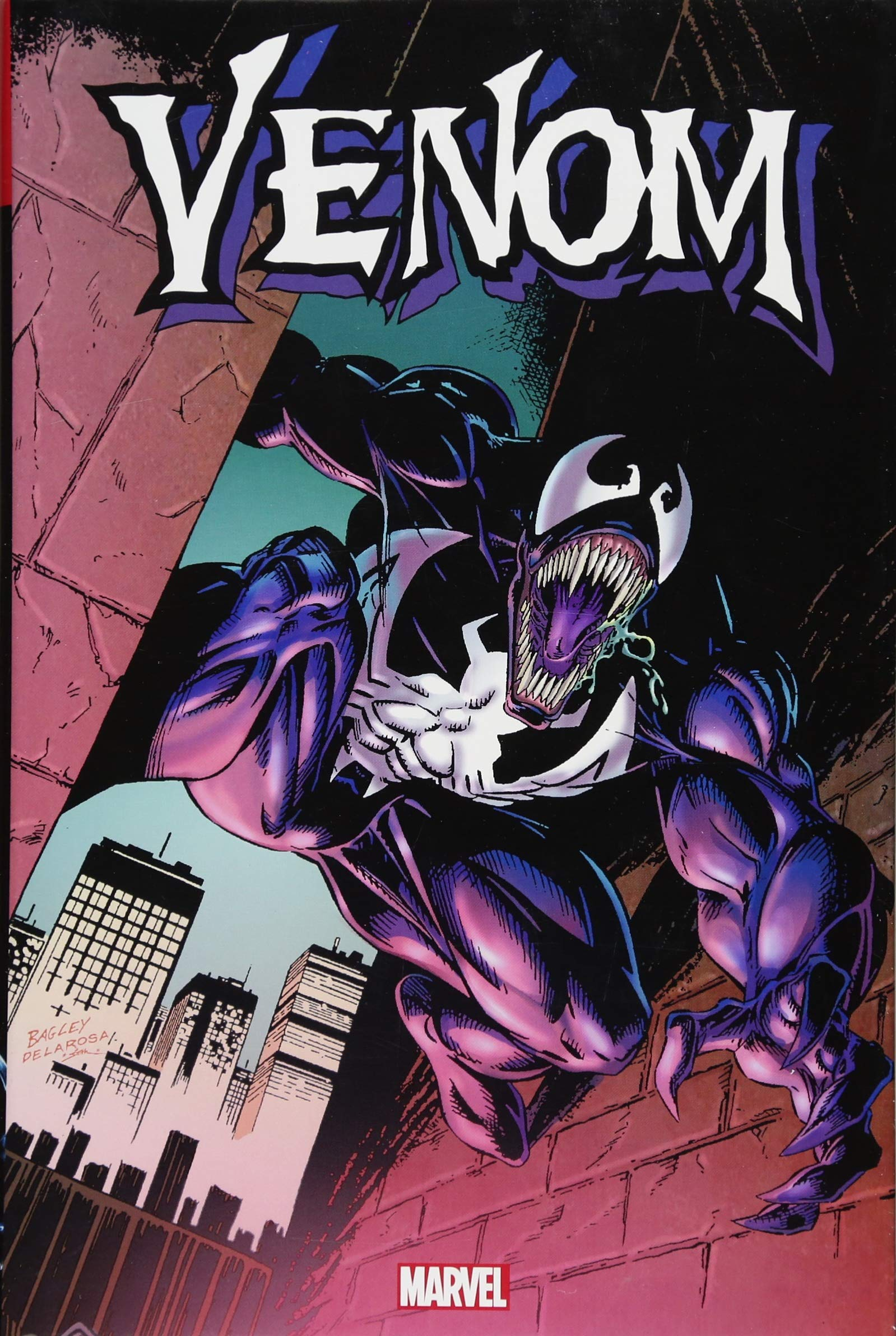 Venom Omnibus Vol. 1 HC