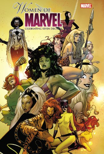 Women of Marvel: Celebrating Seven Decades Omnibus