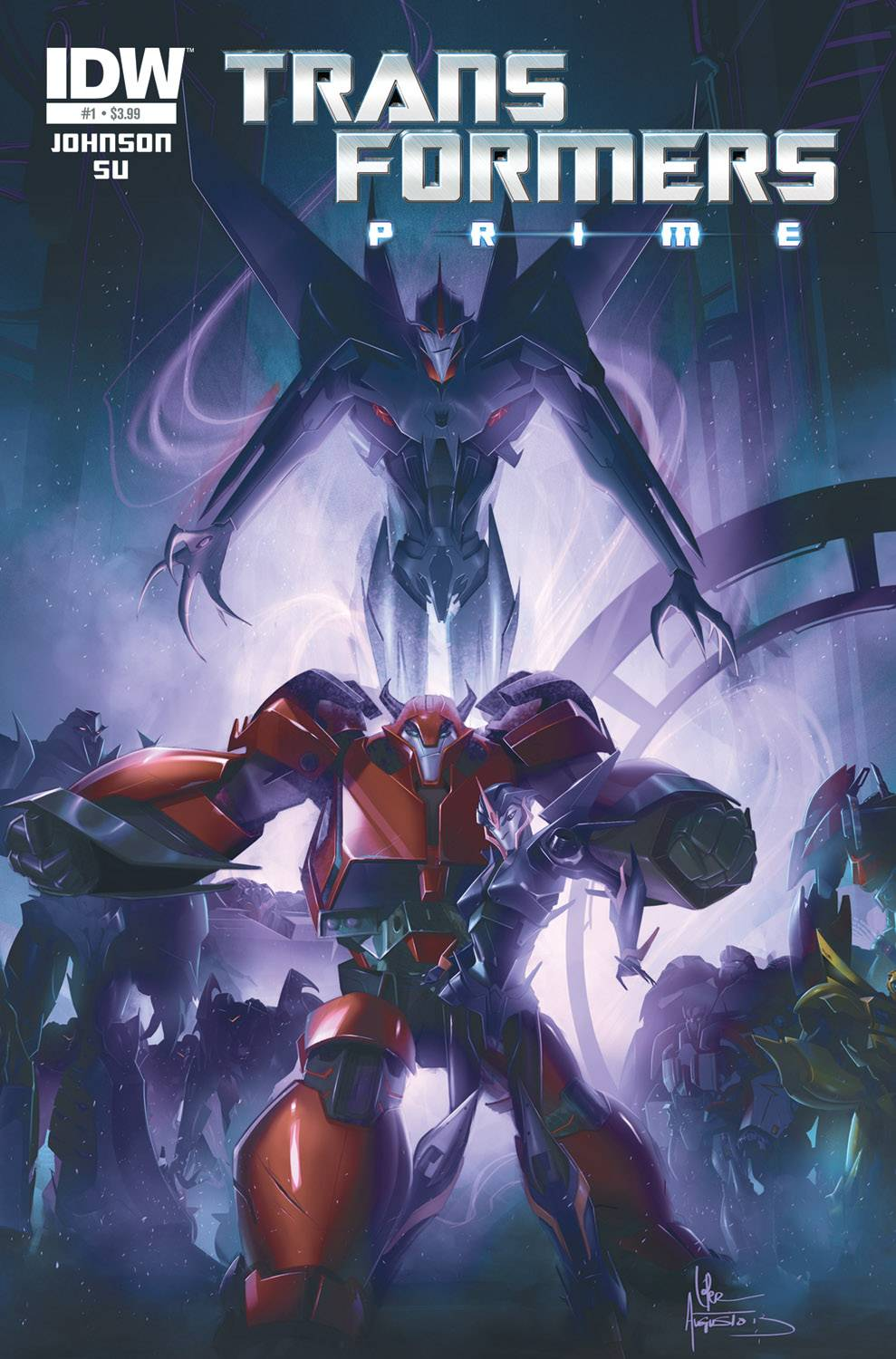 TRANSFORMERS PRIME (MS 4)