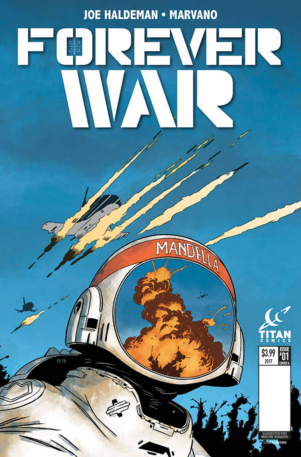 FOREVER WAR  (MS 6)