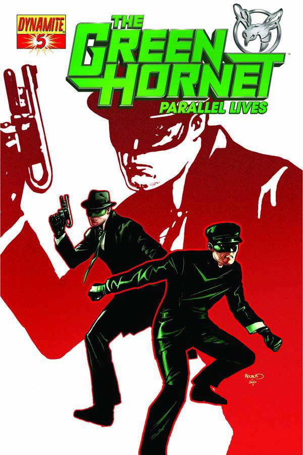 GREEN HORNET: PARALLEL LIVES (MS 5)