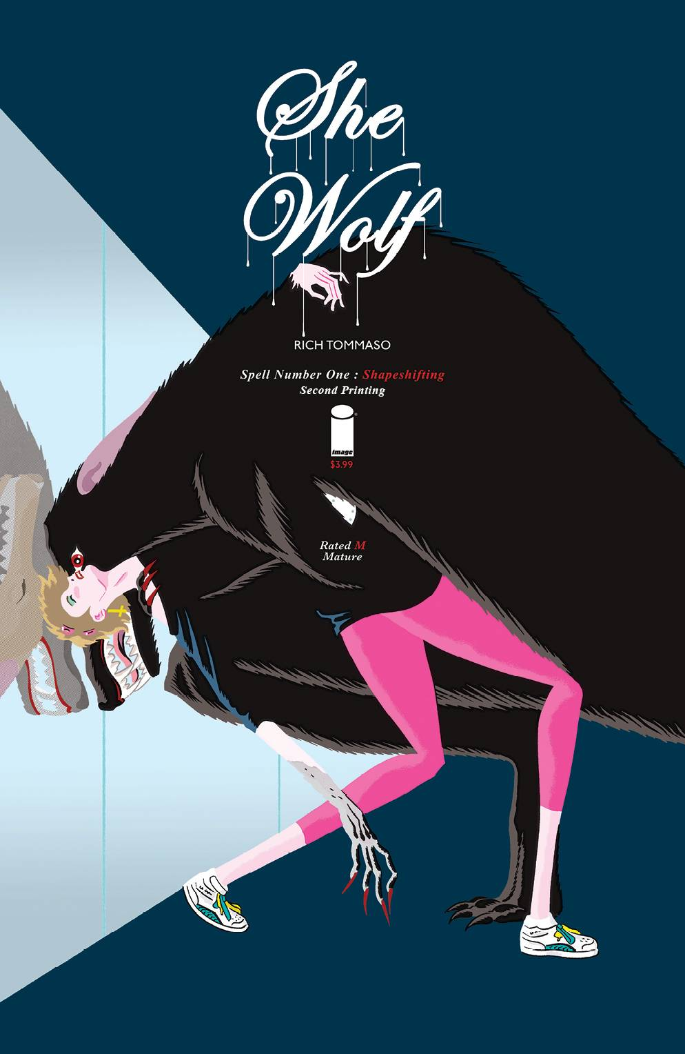 SHE WOLF (MS 4)