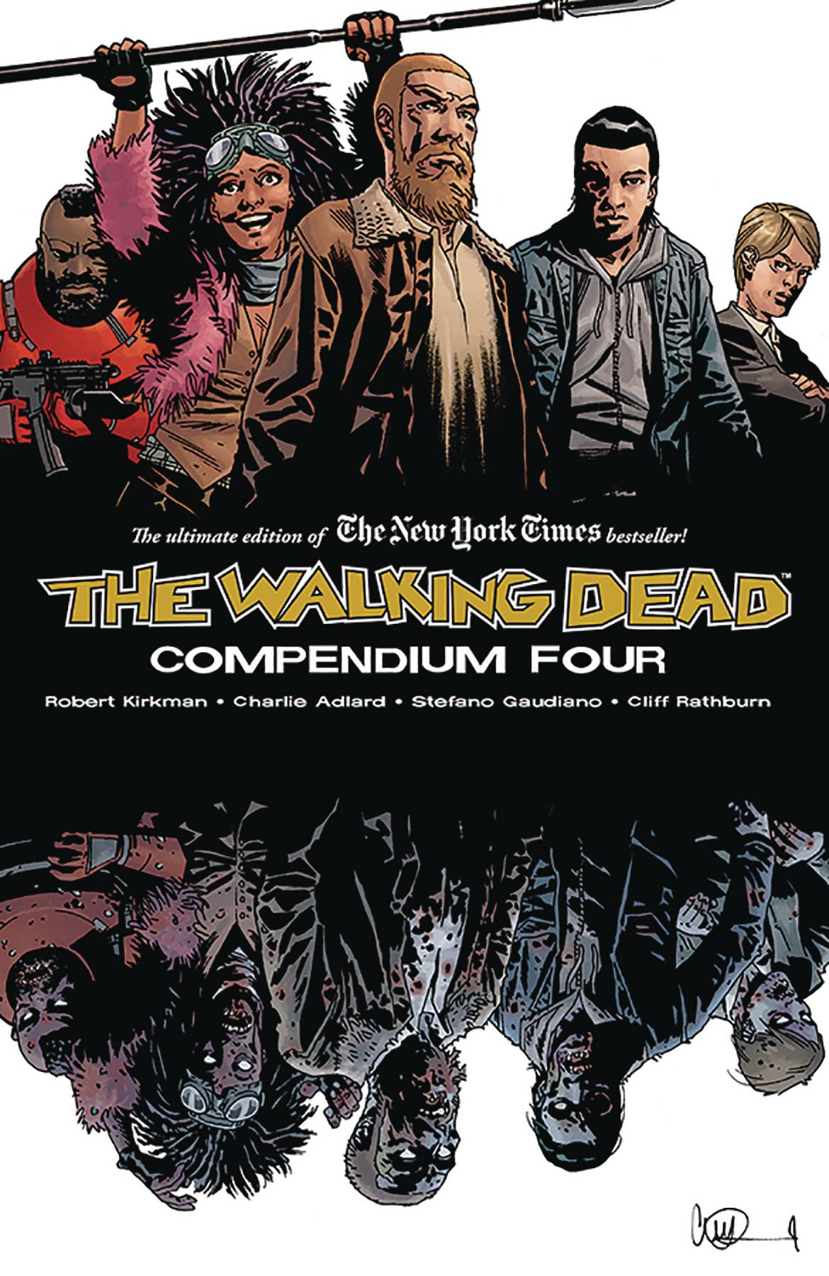 WALKING DEAD COMPENDIUM VOL 04 (DAMAGED*)