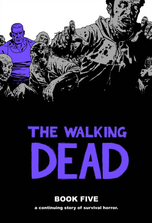 WALKING DEAD HC VOL 05