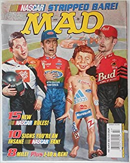 MAD Magazine #427 MAR 2003
