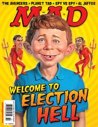 MAD Magazine #517 OCT 2012
