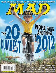MAD Magazine #519 FEB 2013