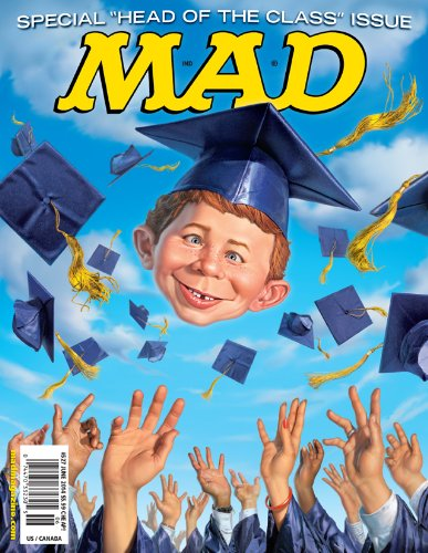 MAD Magazine #527 JUN 2014