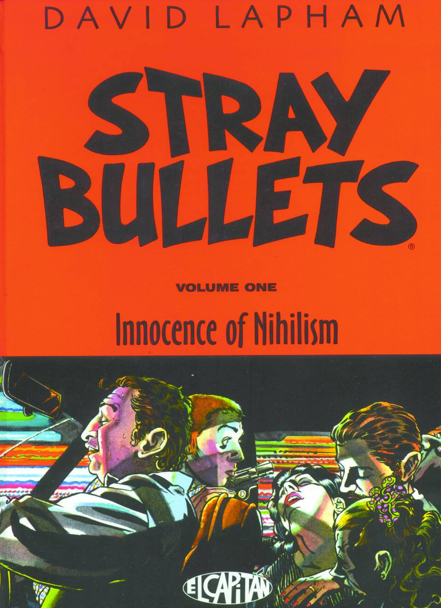 STRAY BULLETS VOL 1 HC