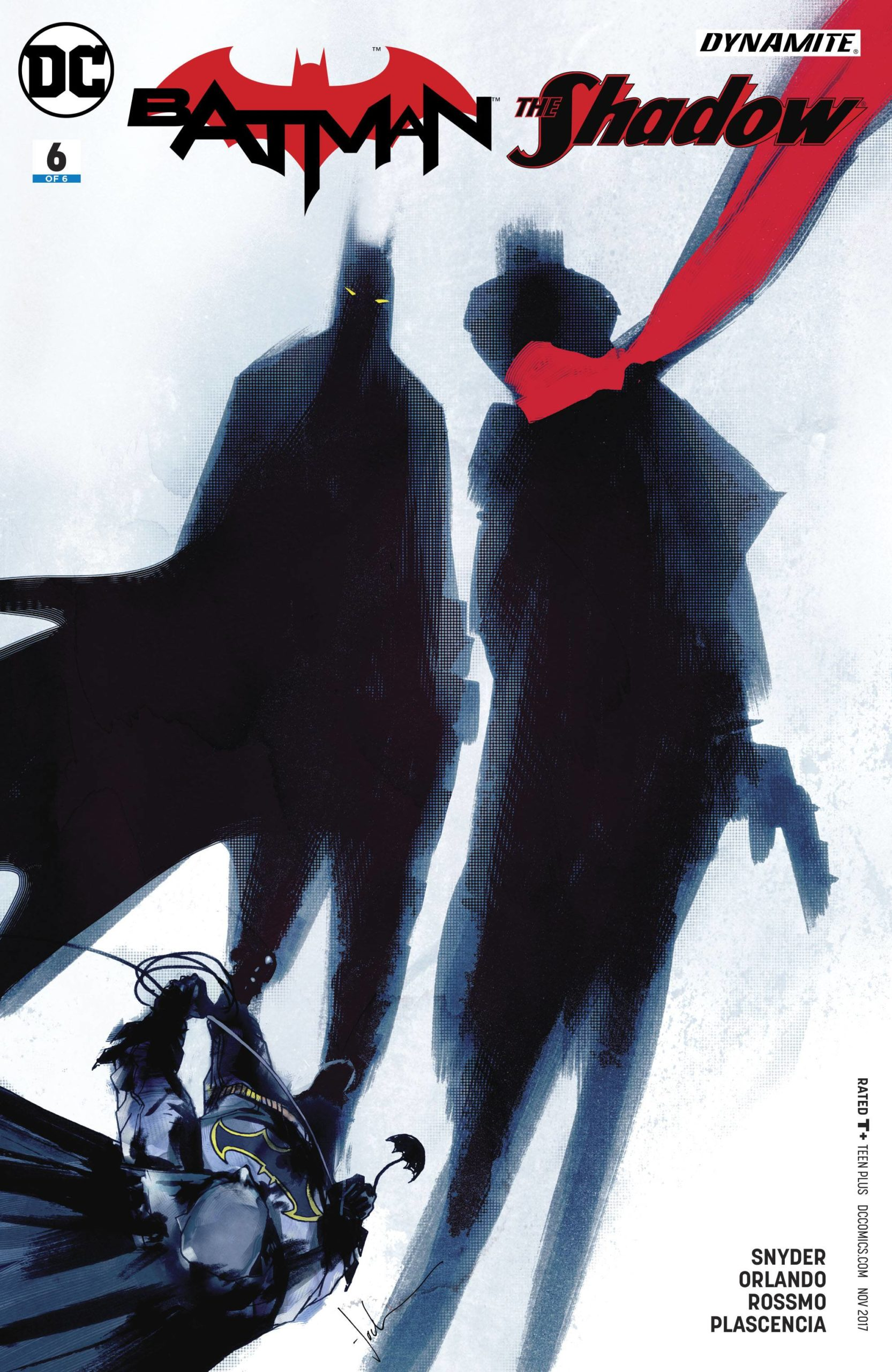 BATMAN THE SHADOW  (MS 6)