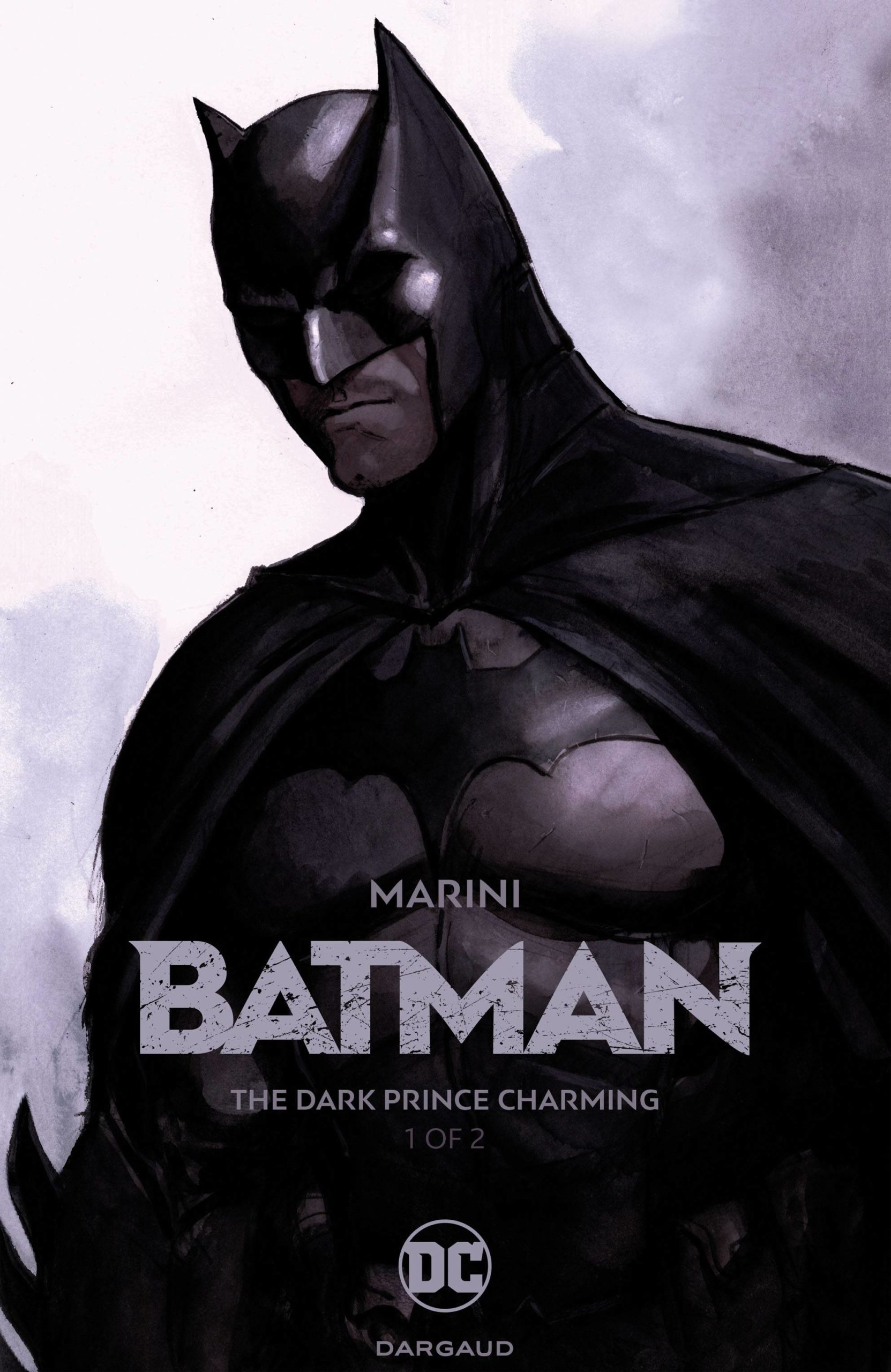 BATMAN THE DARK PRINCE CHARMING HC