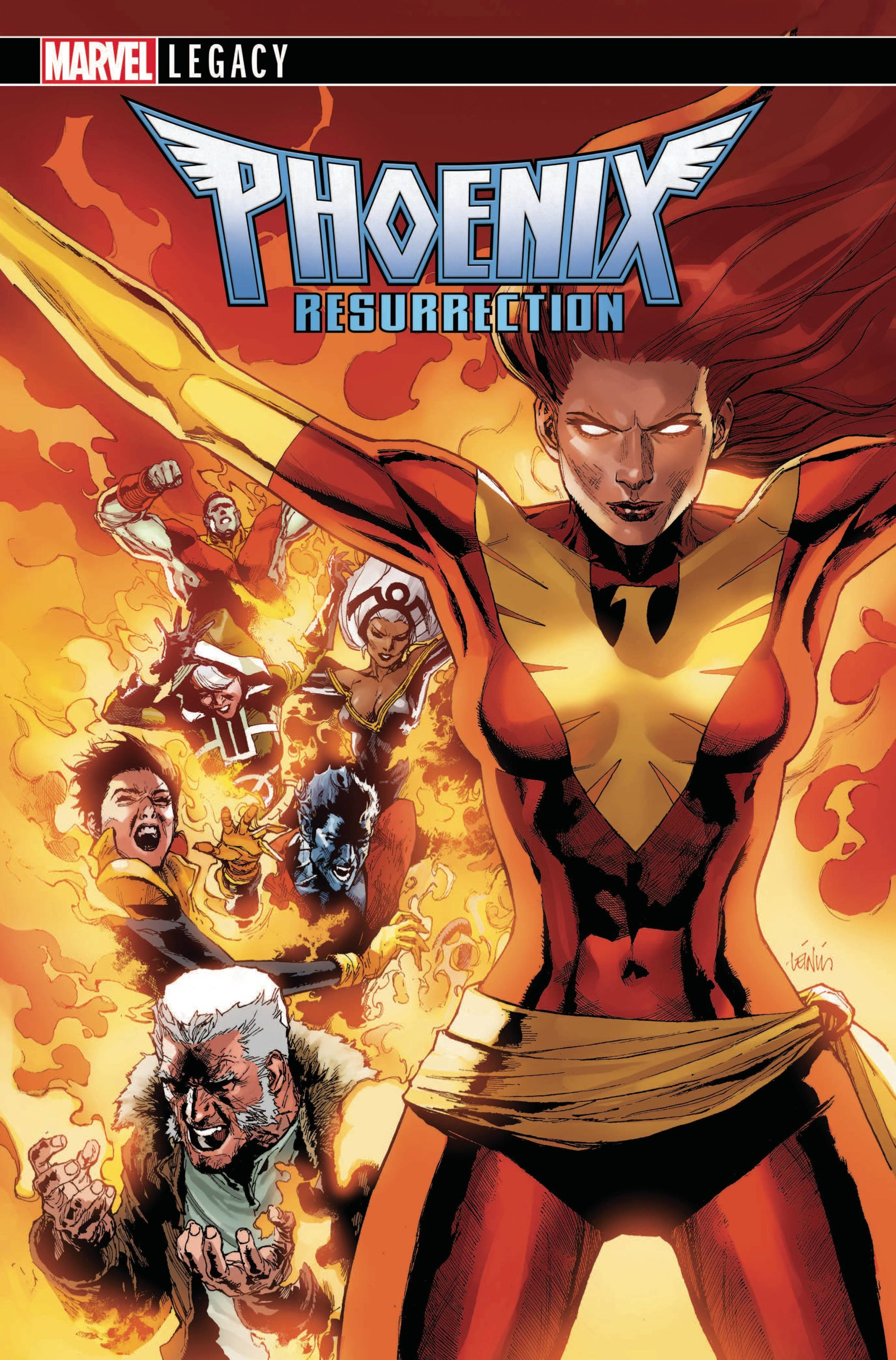 PHOENIX RESURRECTION: RETURN OF JEAN GREY (MS 5)