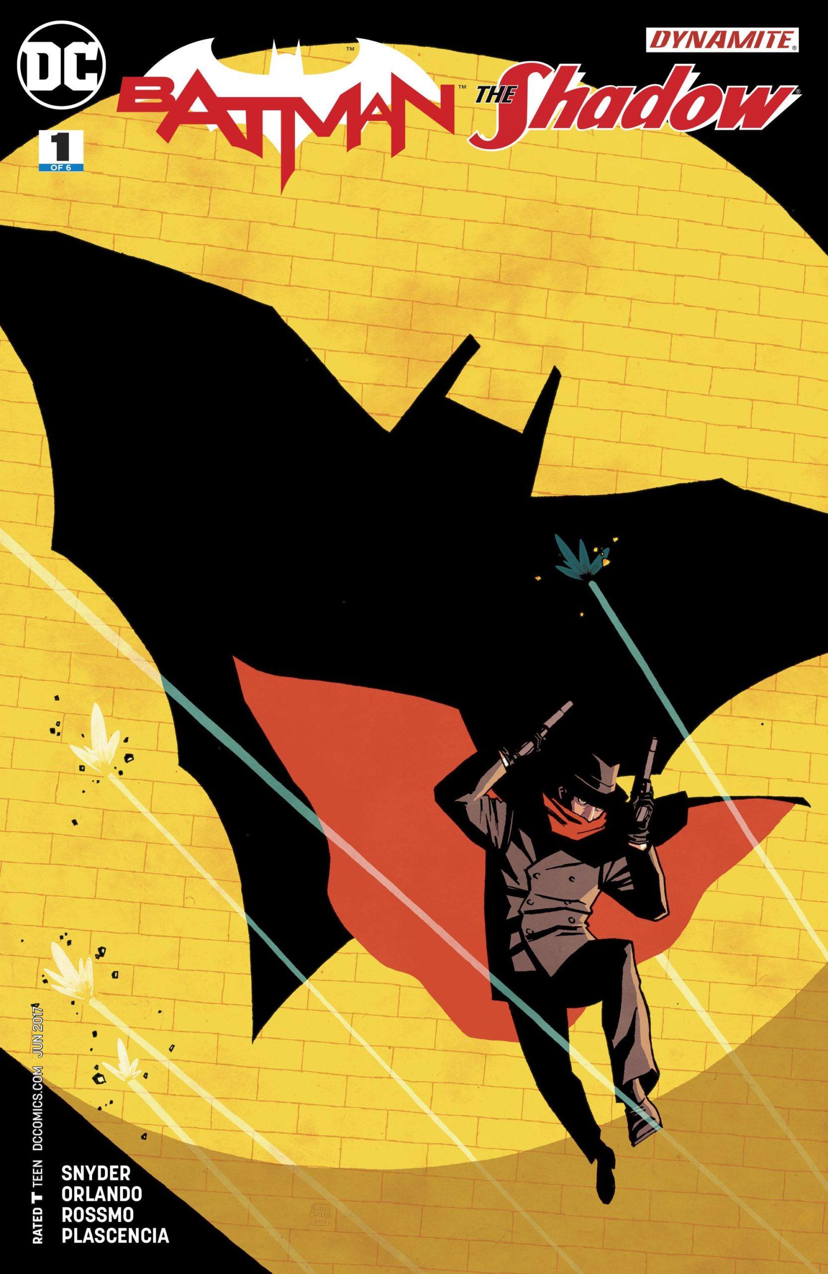 BATMAN THE SHADOW (MS 6)