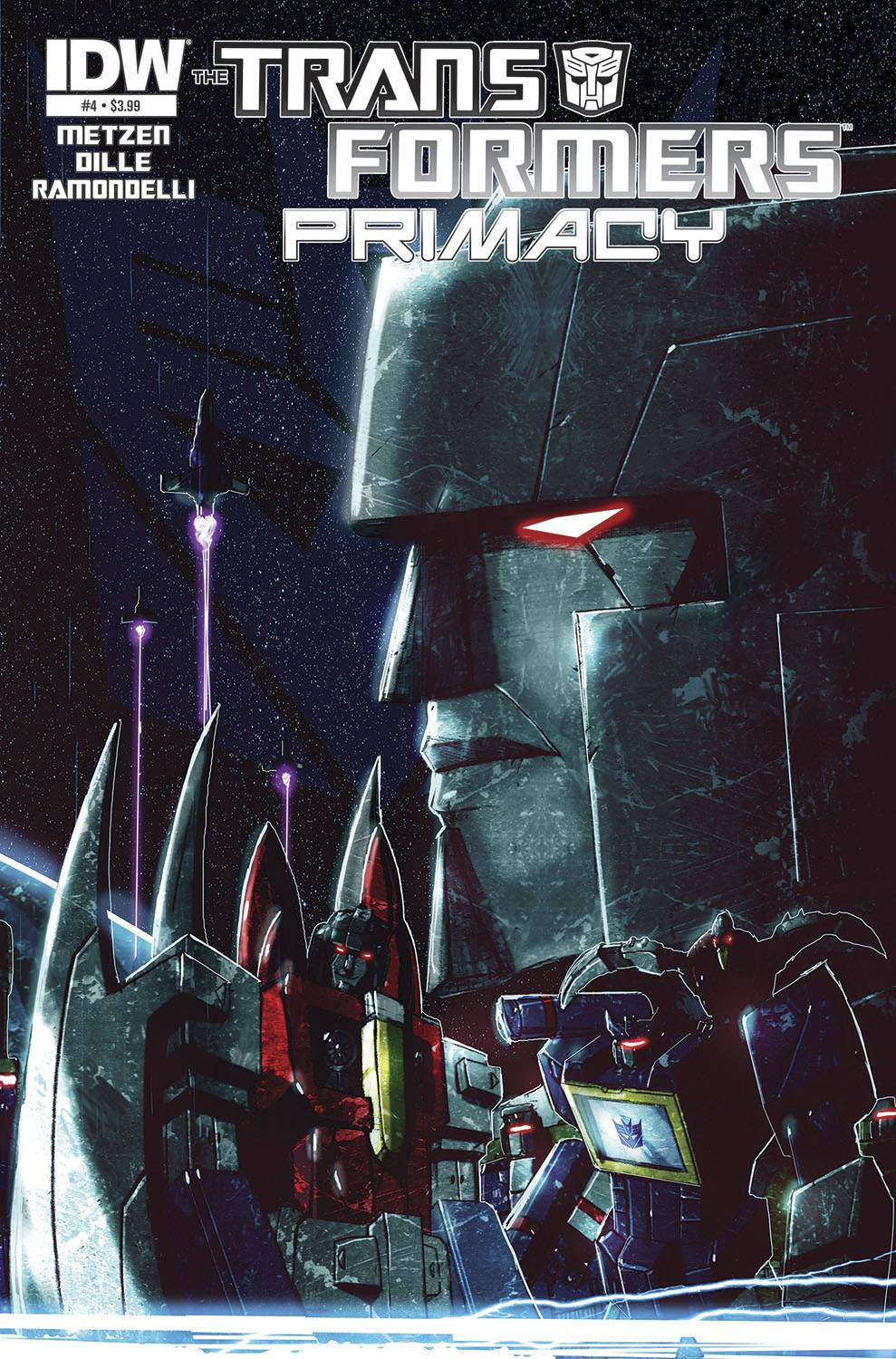 TRANSFORMERS PRIMACY (MS 4)